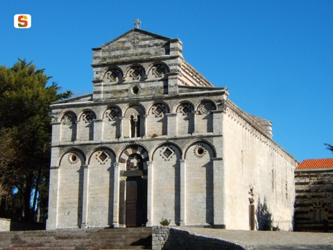 Abbey of S. Pietro di Sorres